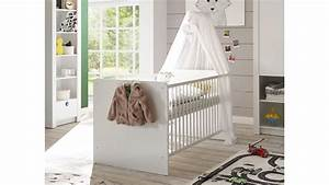 Babybett Am Bett : babybett paula bett kinderbett gitterbett in wei 70x140 cm ~ Frokenaadalensverden.com Haus und Dekorationen