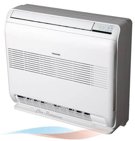 vente en ligne de climatiseur rversible 3 sorties console prt a poser en promotion