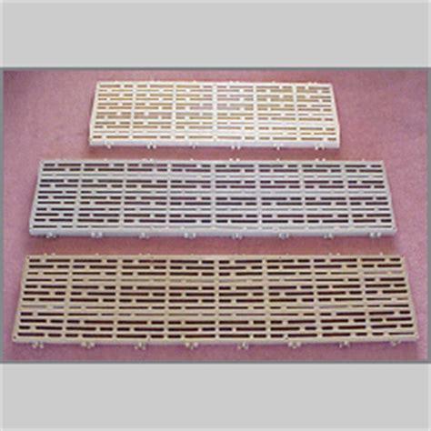 Thru Flow Decking by Enviro Float Manufacturing 2002 Ltd Thru Flow Decking