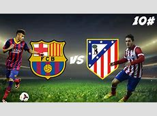 TV Schedule and Live Streaming Barcelona Vs Atletico