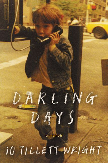 darling days io tillett wright hardcover