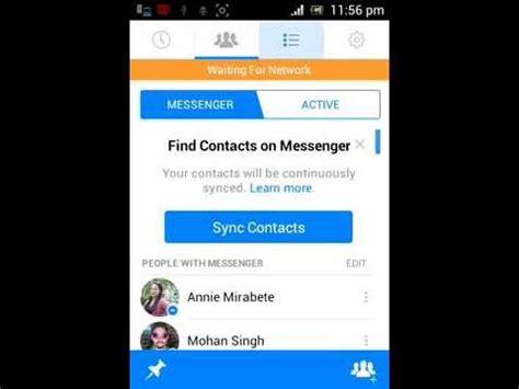 Mobile Logout by How To Log Out From Messenger In Android Mobile