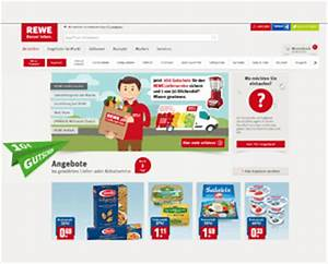 Lebensmittel Online Bestellen : rewe lebensmittel online bestellen bei ~ Frokenaadalensverden.com Haus und Dekorationen