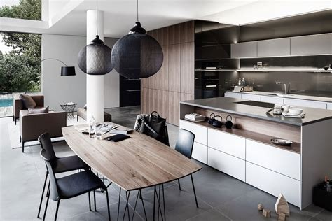 cuisine à vivre cuisine à vivre cuisine ouverte siematic