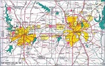 Only Pictures: dallas fort worth map