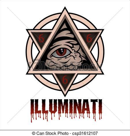 free home design plans illuminati all seeing eye pyramid symbol vector clipart