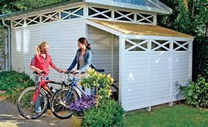 Duschabtrennung Selber Bauen : fahrradschuppen kunststoff kunststoff ger teschuppen fahrradschuppen camping posot kunststoff ~ Sanjose-hotels-ca.com Haus und Dekorationen