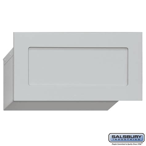 residential mailboxes salsbury industries 2255alm mail drop aluminum