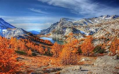 Mountain Fall Autumn Wallpapers Desktop Windows Dan