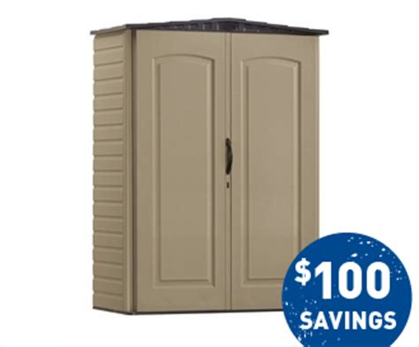 rubbermaid roughneck storage shed 5ft x 2ft rubbermaid roughneck 3 ft x 5 ft gable storage shed for 197