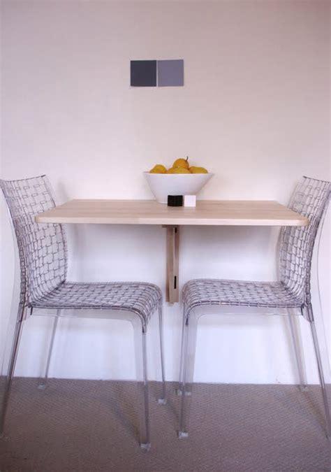 wall mounted folding table