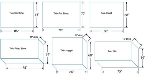 size comforter measurements bed spread measurments by size bedding sizing for