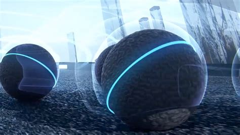 Road To The Future A Look At Goodyear's Eagle 360 Concept