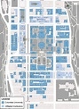 Columbia University   mapSCAPE   Pinterest   Campus map ...