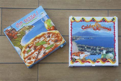 imballaggio alimentare cartone per pizza policart