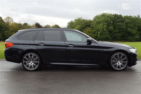 Modifikasi Bmw 5 Series Touring by Used 2018 Bmw 5 Series 520d Xdrive M Sport Touring For