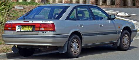 1990 MAZDA 626 - Image #13