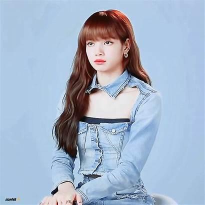 Risa Manoban Lalisa Pink Natural She Very