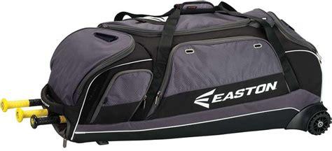 easton ec wheeled catchers gear bag