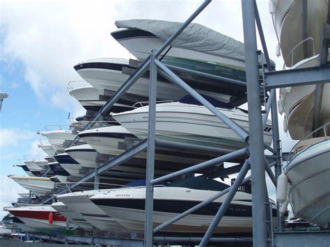Boat Storage Dorset stack boat storage at cobbs quay marina poole
