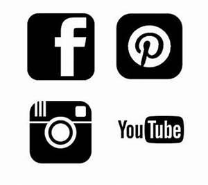 The Free SVG Blog: Pinterest, Facebook, Instagram and ...