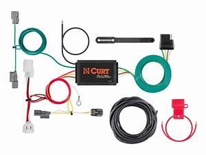 2014 Acura Ilx Curt Mfg Trailer Wiring Kit 56269