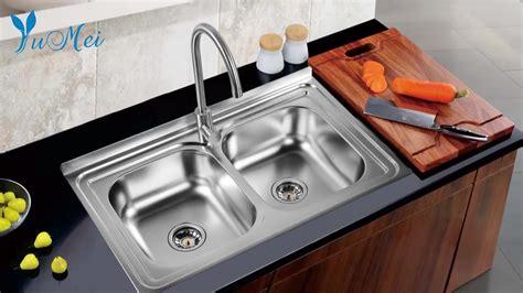 stainless steel kitchen sink sizes india modern bowl undermount stainless steel kitchen sink