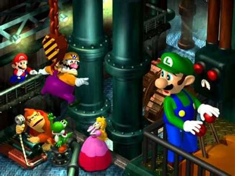 mario party  luigis engine room extended youtube