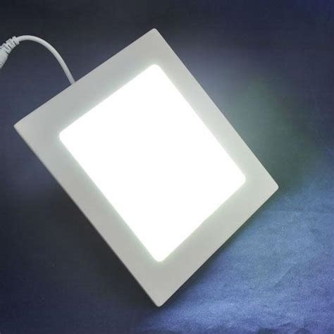 Yellow Star LED Panel Light 20W (Square) - Devil Deals