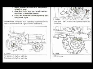 Kubota L3010 L3410 L3710 L4310 L4610 Tractor Manual For