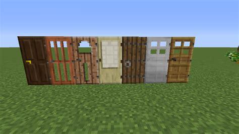 Minecraft Doors