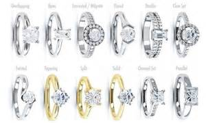 different types of wedding rings engagement ring guide settings styles engagement ring guide engagement rings and engagement