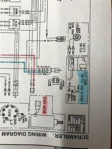 2001 Polaris Scrambler 90 Wiring Diagram