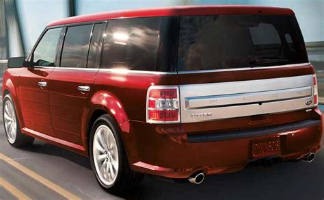 2018 Ford Flex Review, Redesign, Features, Engine, Release
