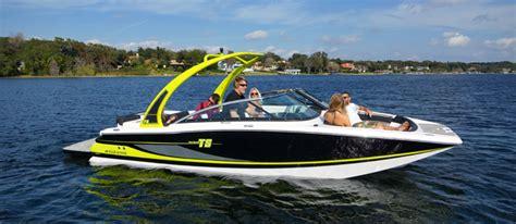 Four Winns Boat Propeller by Four Winns Ts222 Drive Surfing Boats