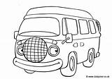 Van Coloring Camper Vw Pages Colouring Bus Vans Clipart Volkswagen Drawing Printable Motorhome Campers Clip Truck Library Getdrawings Getcoloringpages Delivery sketch template