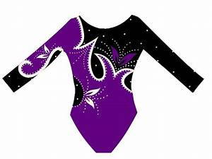 New style! competition gymnastic leotard wear.girls long ...