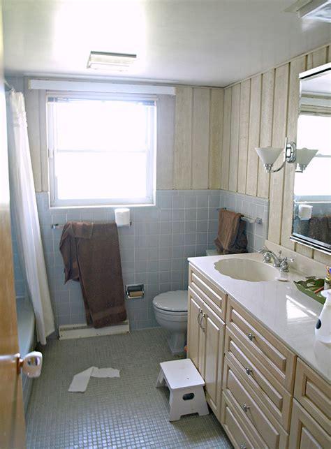 modern wheelchair accessible bathroom