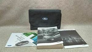 Owners Manual Guide Book  U0026 Inserts Fits 2013 Ford C