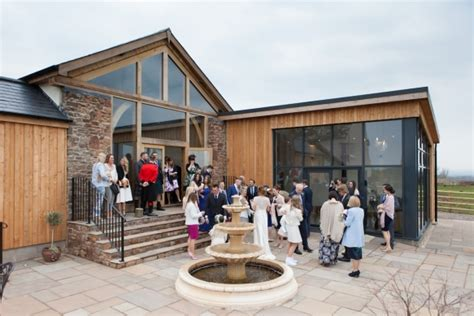 Wedding At Upton Barn And Walled Garden