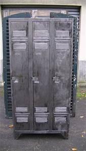 Armoire Métallique Vestiaire : vestiaire metal industriel clasf ~ Melissatoandfro.com Idées de Décoration