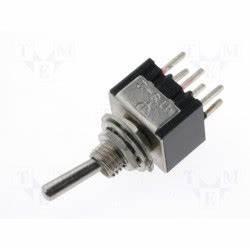 Mini Interrupteur Poussoir : inverseur miniature bipolaire levier on on pour ~ Edinachiropracticcenter.com Idées de Décoration