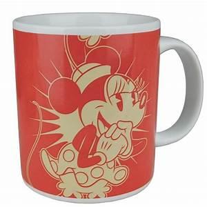 Minnie Mouse Tasse : classic disney minnie mouse tasse kaffeetasse rot kaufen ~ Whattoseeinmadrid.com Haus und Dekorationen