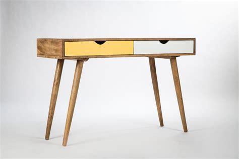 petit bureau design scandinave bricolage maison et