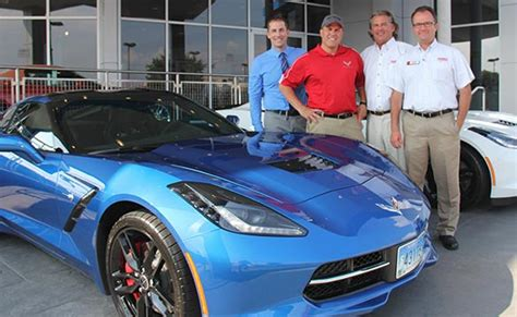 [video] Criswell Corvette's Mike Furman Takes Delivery Of