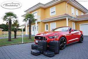 Ford Mustang Cabrio Kofferraum : roadsterbag koffer ford mustang vi cabrio ponybag ~ Jslefanu.com Haus und Dekorationen