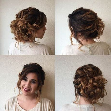 updos  long thick curly hair