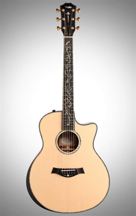 Taylor PS16ce GS Cutaway Acoustic-Electric Guitar | zZounds