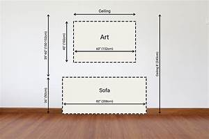 Interior Design 101  How To Hang Pictures