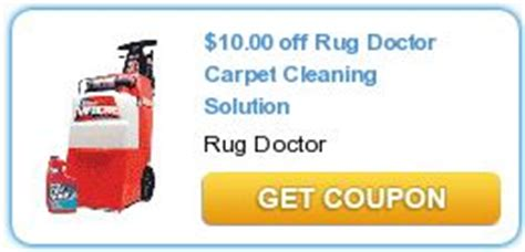 rug doctor rental coupons 10 high dollar rug doctor coupons and freebies